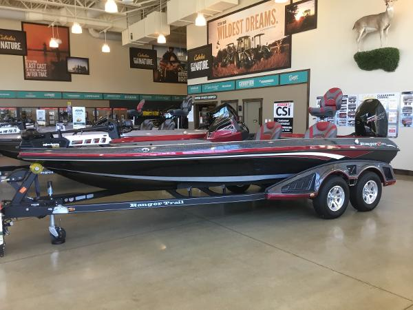 2019 Ranger Boats boat for sale, model of the boat is Z520L & Image # 1 of 26