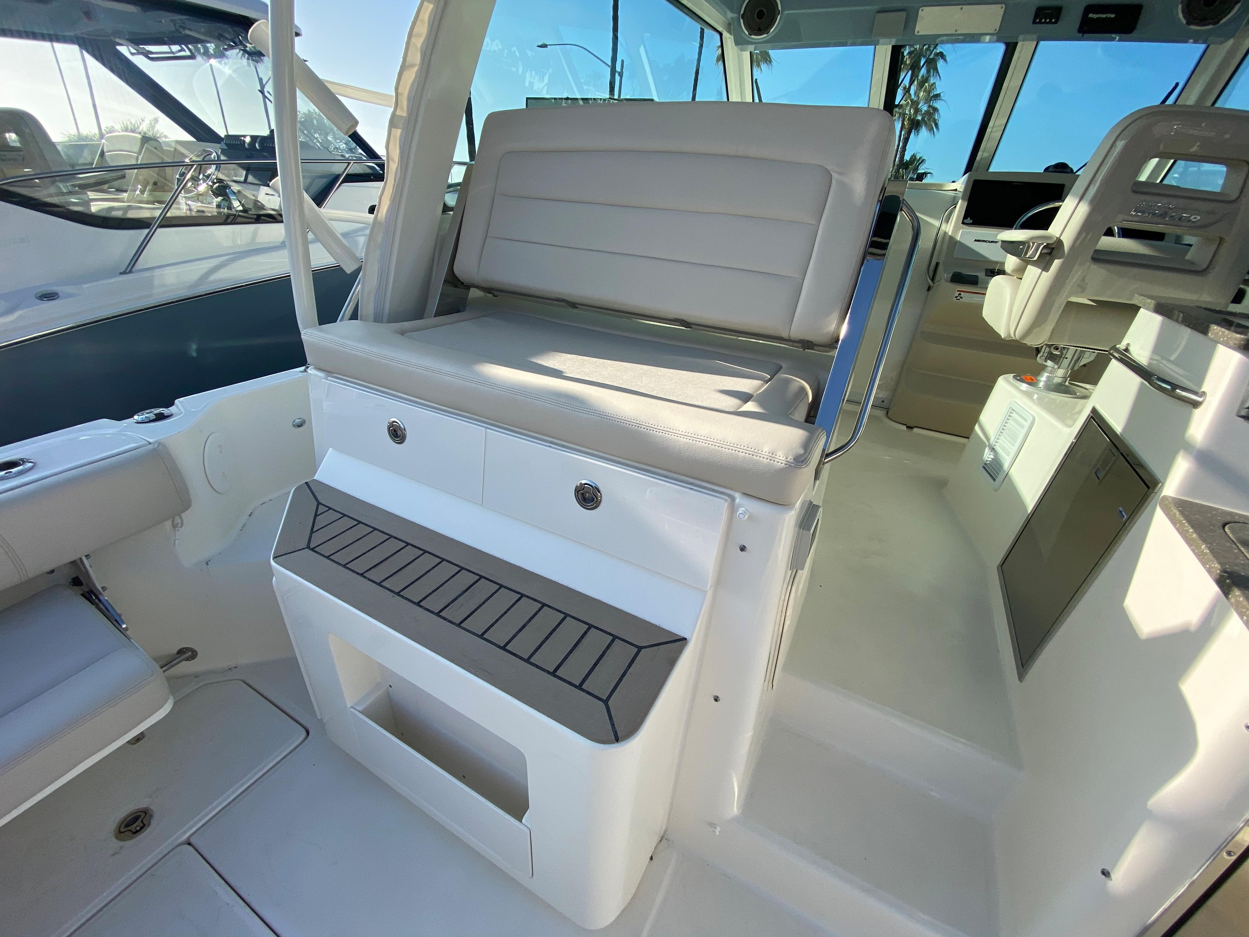 2021 Boston Whaler 345 Conquest #BW0751G inventory image at Sun Country Coastal in Newport Beach