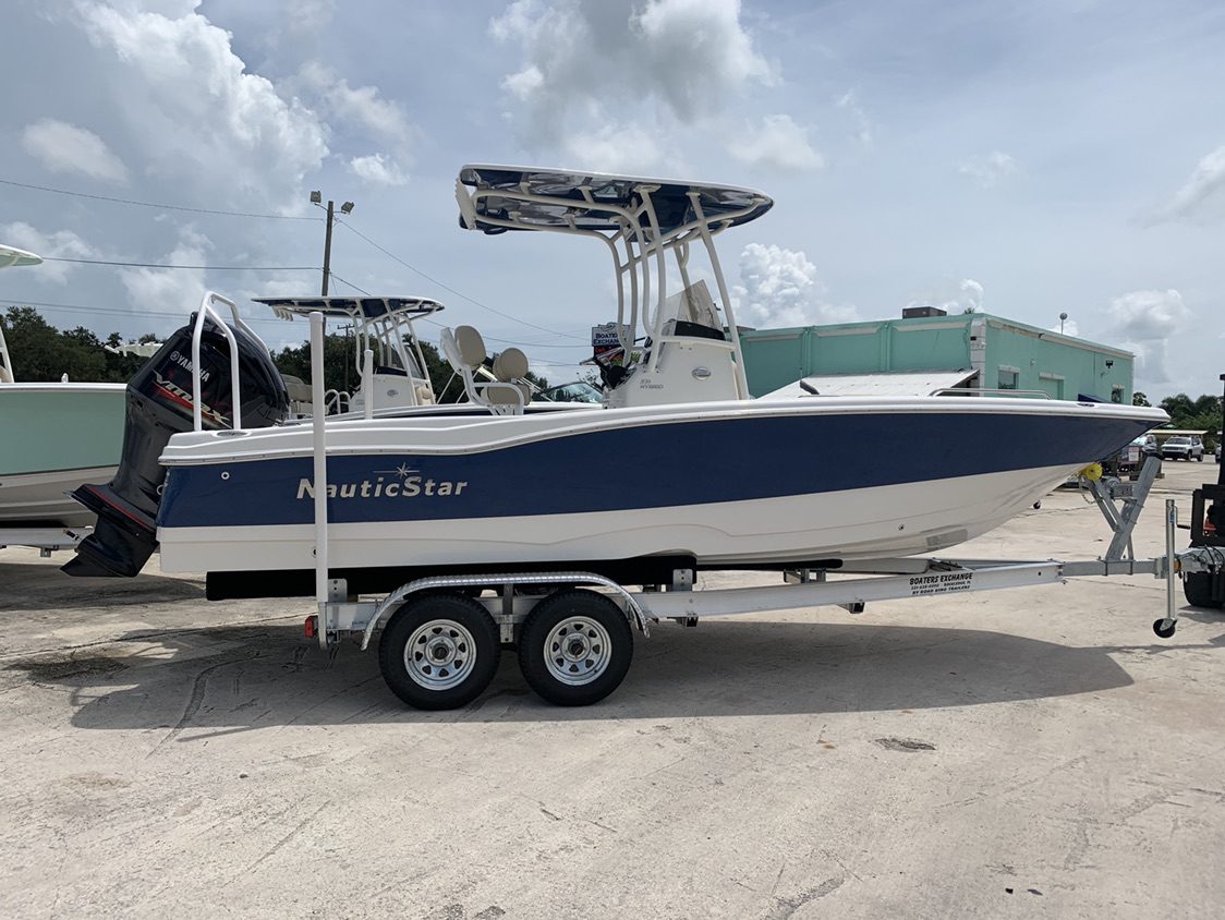 2021 NAUTIC STAR 231 Hybrid  (Located in NEW SMYRNA BEACH)