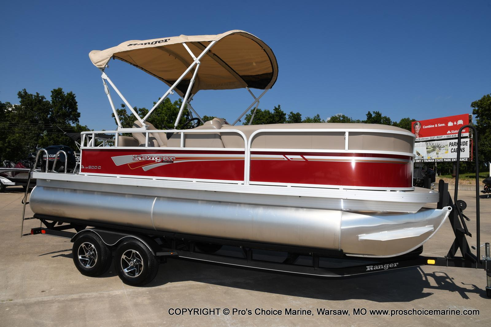 2021 Ranger Boats boat for sale, model of the boat is 200C CRUISE & Image # 1 of 50
