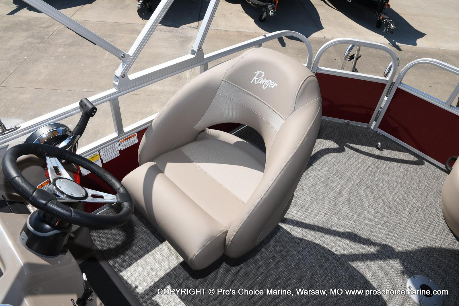2021 Ranger Boats boat for sale, model of the boat is 200C CRUISE & Image # 13 of 50