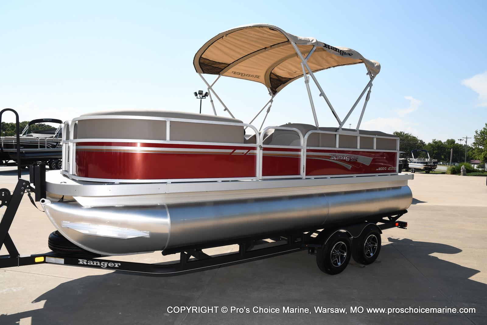 2021 Ranger Boats boat for sale, model of the boat is 200C CRUISE & Image # 19 of 50