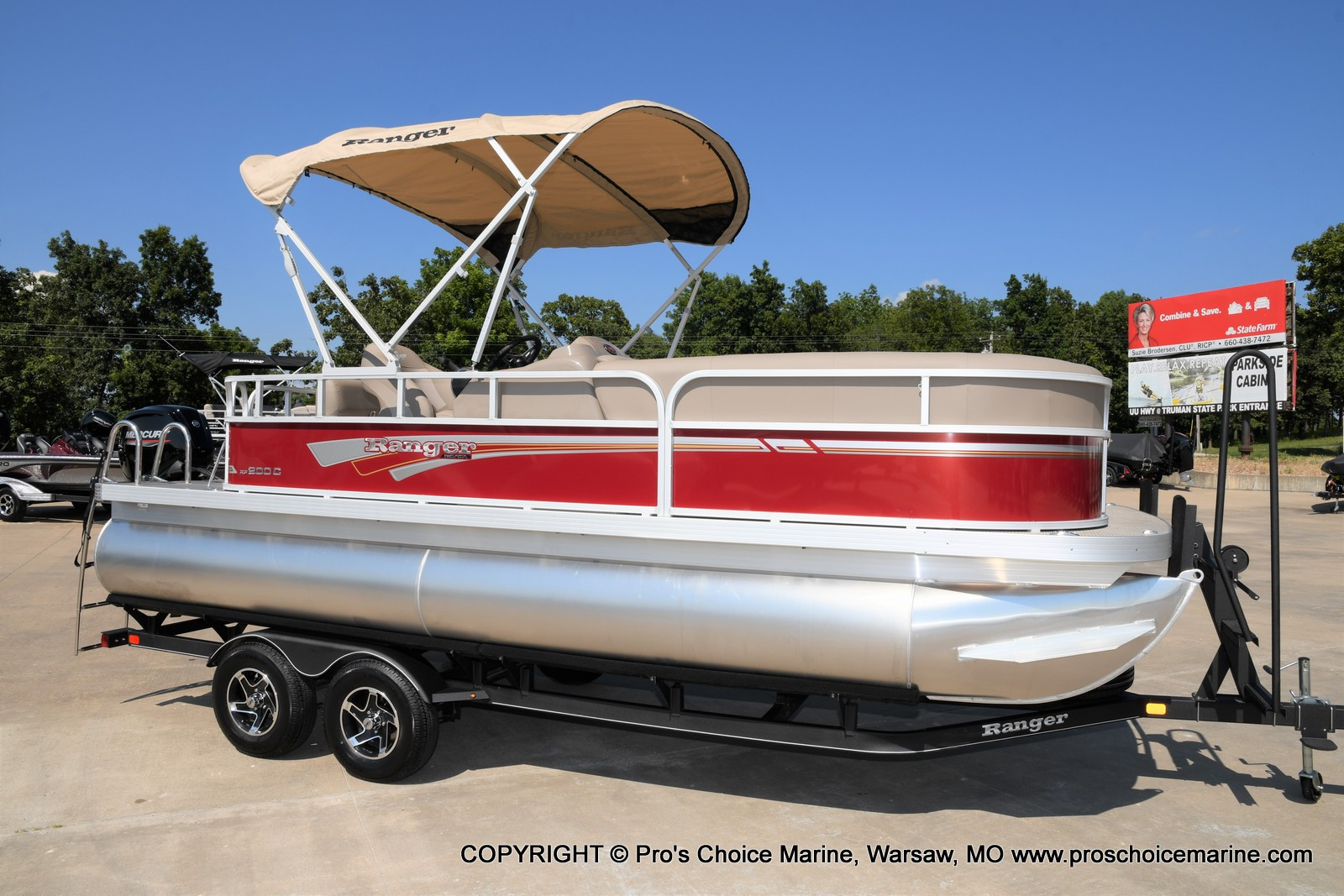 2021 Ranger Boats boat for sale, model of the boat is 200C CRUISE & Image # 45 of 50