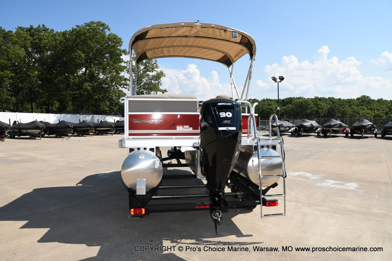 2021 Ranger Boats boat for sale, model of the boat is 200C CRUISE & Image # 10 of 50