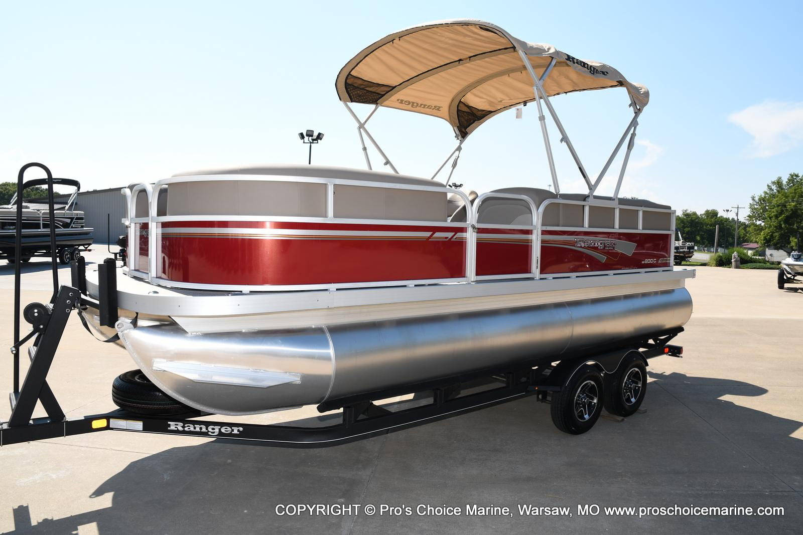 2021 Ranger Boats boat for sale, model of the boat is 200C CRUISE & Image # 32 of 50