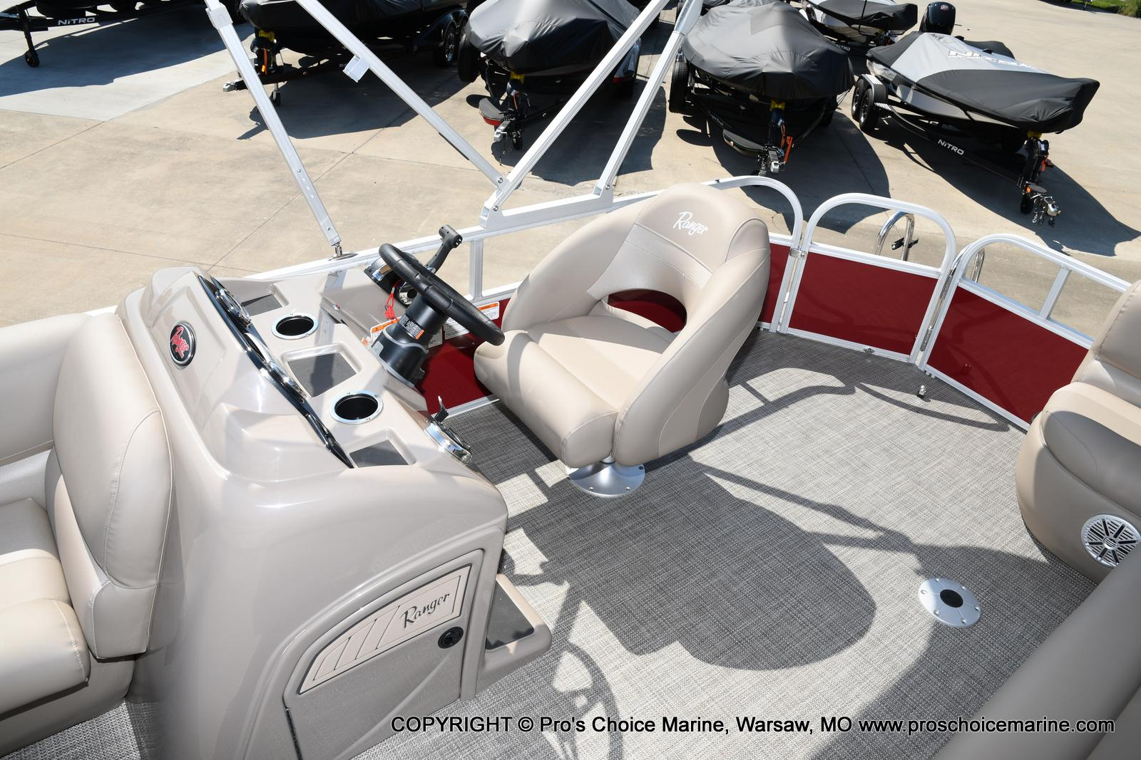 2021 Ranger Boats boat for sale, model of the boat is 200C CRUISE & Image # 36 of 50