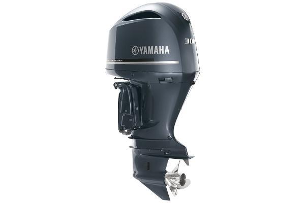 2021 Yamaha Outboards F300XA image