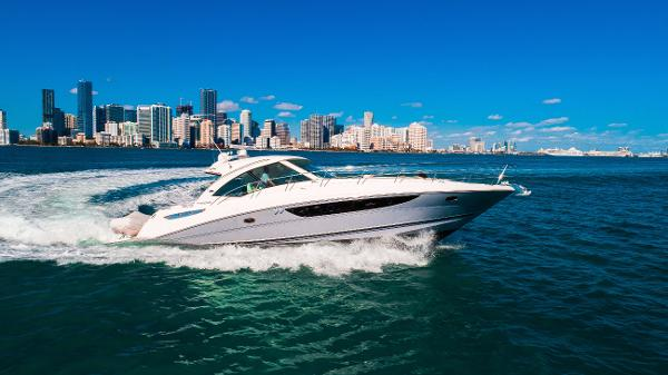 2012 SEA RAY 50 SUNDANCER