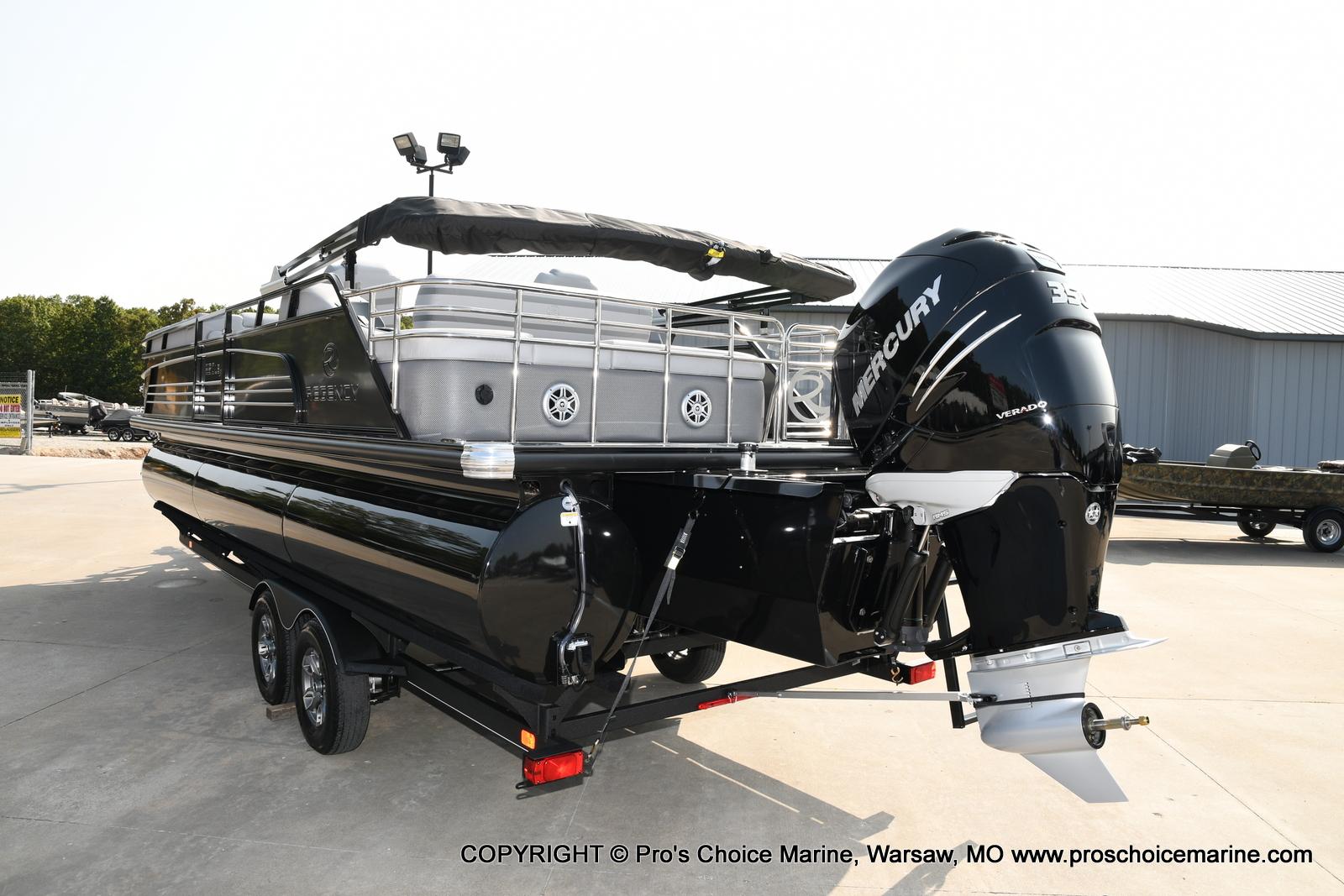 2021 Regency boat for sale, model of the boat is 250 LE3 Sport w/350HP Verado & Image # 30 of 50