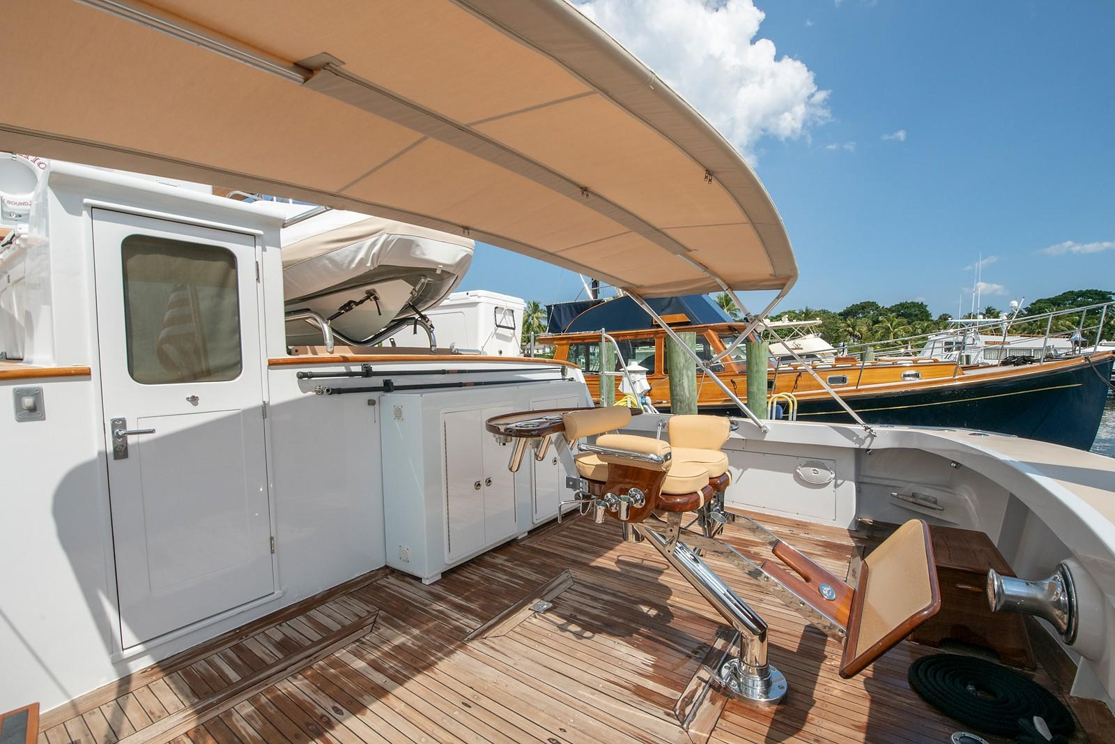 Picture Of:  72' Burger Motoryacht 1988Yacht For Sale | 3 of 36