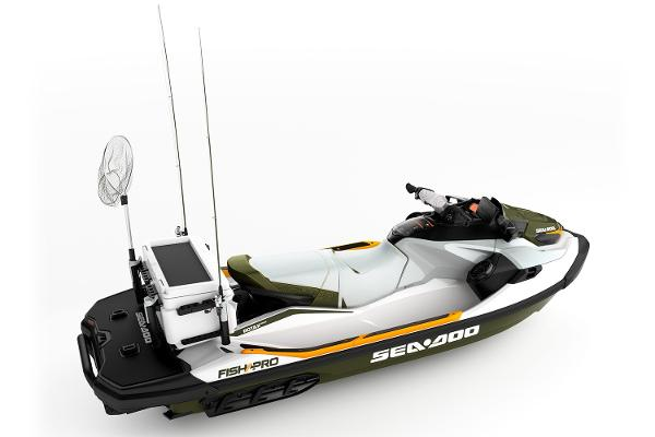 2019 Sea Doo PWC boat for sale, model of the boat is Fish Pro 155 & Image # 5 of 5