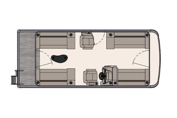 2021 Avalon Venture Quad Lounger - 20' thumbnail