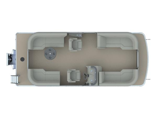 2021 Godfrey Pontoon boat for sale, model of the boat is SW 2286 SBX Sport Tube 27 in. & Image # 1 of 1