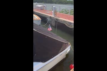 Sea Ray 340 Amberjack video