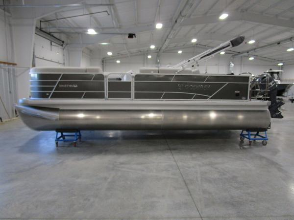 2021 Godfrey Pontoon boat for sale, model of the boat is SW 2286 SFL & Image # 1 of 46