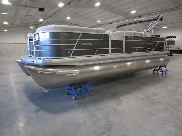 2021 Godfrey Pontoon boat for sale, model of the boat is SW 2286 SFL & Image # 14 of 46