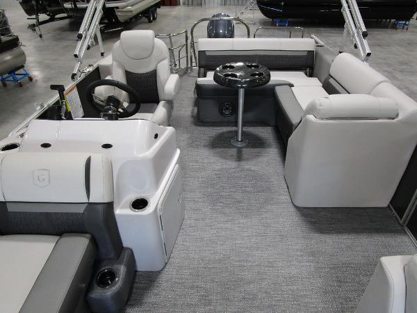 2021 Godfrey Pontoon boat for sale, model of the boat is SW 2286 SFL & Image # 15 of 46