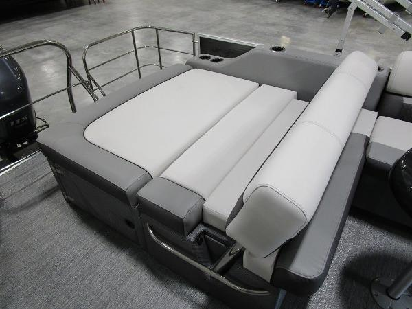 2021 Godfrey Pontoon boat for sale, model of the boat is SW 2286 SFL & Image # 32 of 46
