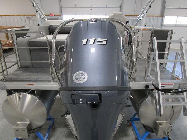 2021 Godfrey Pontoon boat for sale, model of the boat is SW 2286 SFL & Image # 40 of 46