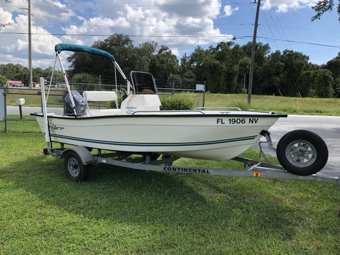 2009 KEY LARGO Sport Fishing Boat 160