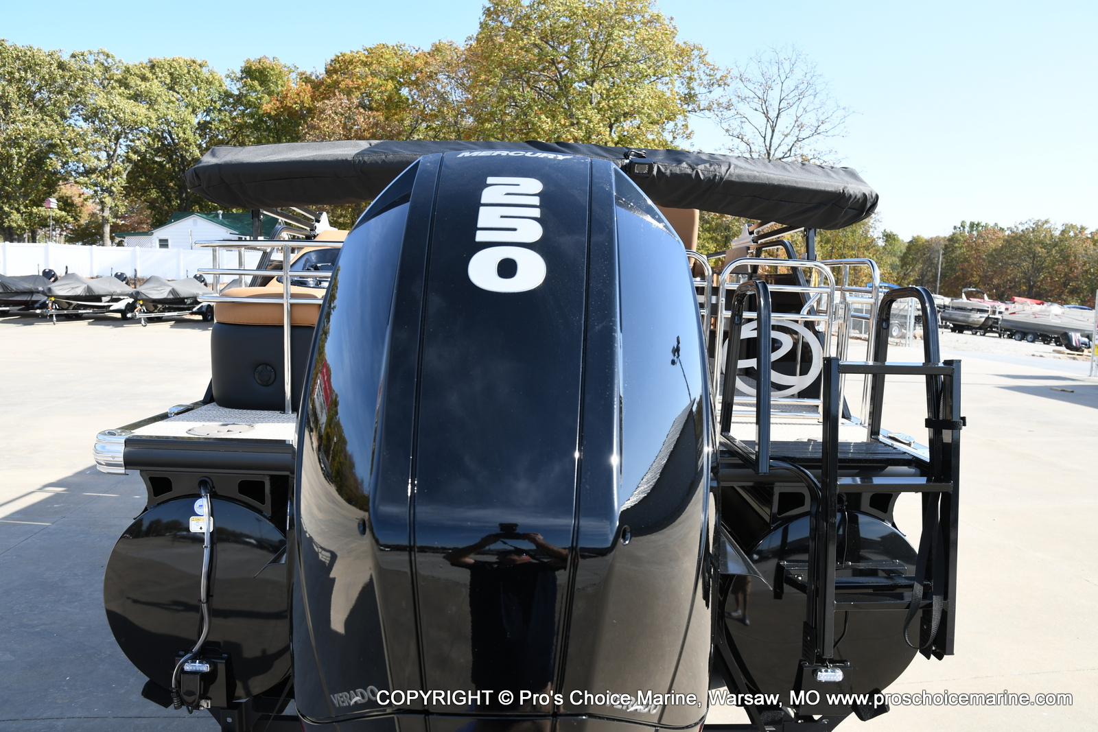 2021 Regency boat for sale, model of the boat is 230 LE3 Sport w/250HP Mercury Verado & Image # 47 of 50