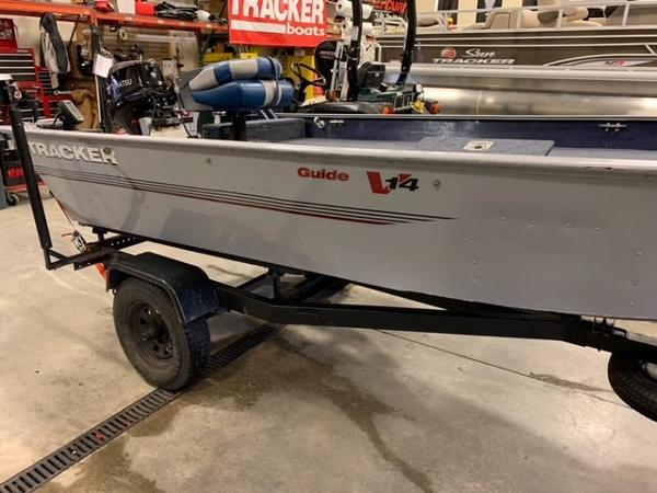 2018 Tracker Boats boat for sale, model of the boat is GV14 & Image # 1 of 6