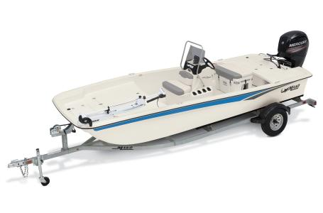 2021 Mako boat for sale, model of the boat is Pro Skiff 17 CC & Image # 1 of 33