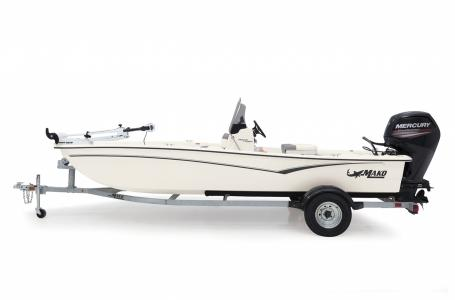 2021 Mako boat for sale, model of the boat is Pro Skiff 17 CC & Image # 14 of 33