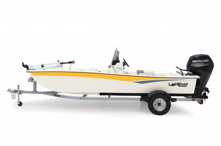 2021 Mako boat for sale, model of the boat is Pro Skiff 17 CC & Image # 4 of 33