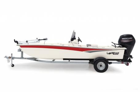 2021 Mako boat for sale, model of the boat is Pro Skiff 17 CC & Image # 6 of 33
