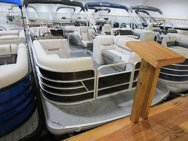 2021 Godfrey Pontoon boat for sale, model of the boat is SW 2286 SBX Sport Tube 27 in. & Image # 1 of 33