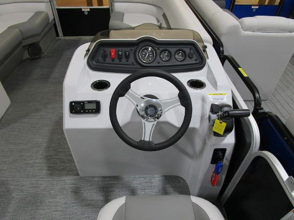 2021 Godfrey Pontoon boat for sale, model of the boat is SW 2286 SBX Sport Tube 27 in. & Image # 32 of 33