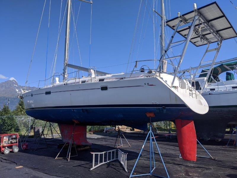 2000 Beneteau 50