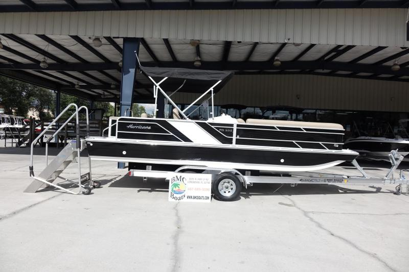 2021 HURRICANE BOATS FunDeck 226 OB