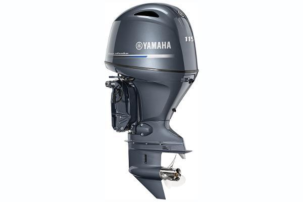 2021 Yamaha Outboards F115LB image