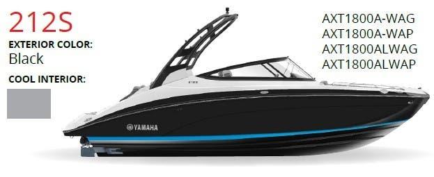 2022 YAMAHA 212 S