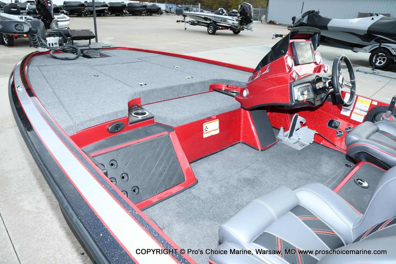 2021 Nitro boat for sale, model of the boat is Z19 pro package & Image # 20 of 50