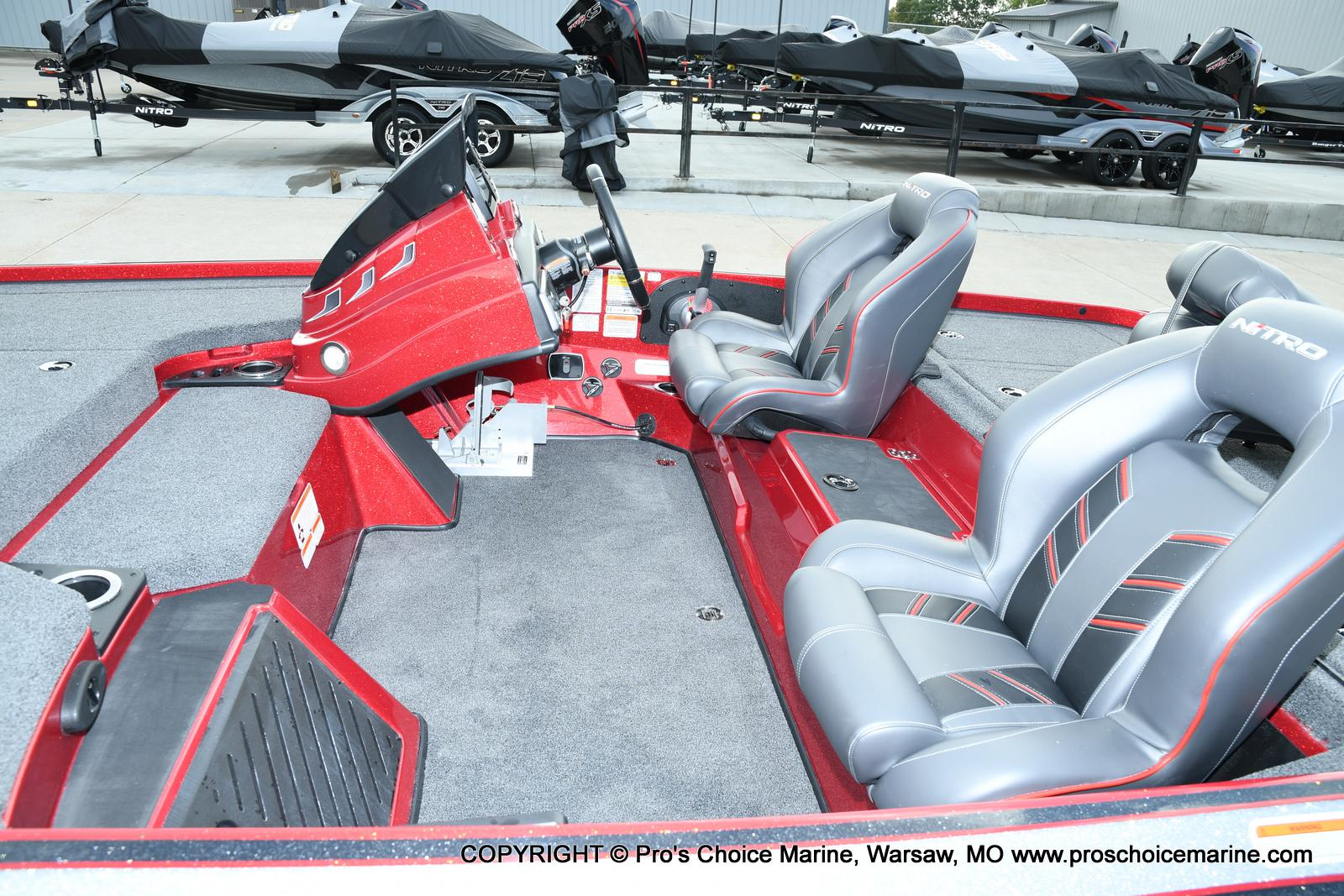 2021 Nitro boat for sale, model of the boat is Z19 pro package & Image # 44 of 50