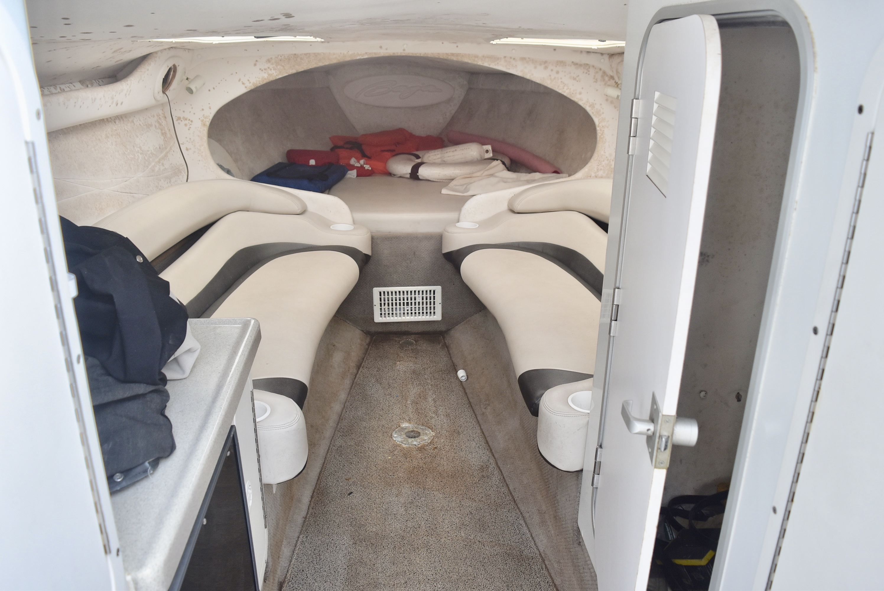 2001 Baja boat for sale, model of the boat is 36 & Image # 3 of 8