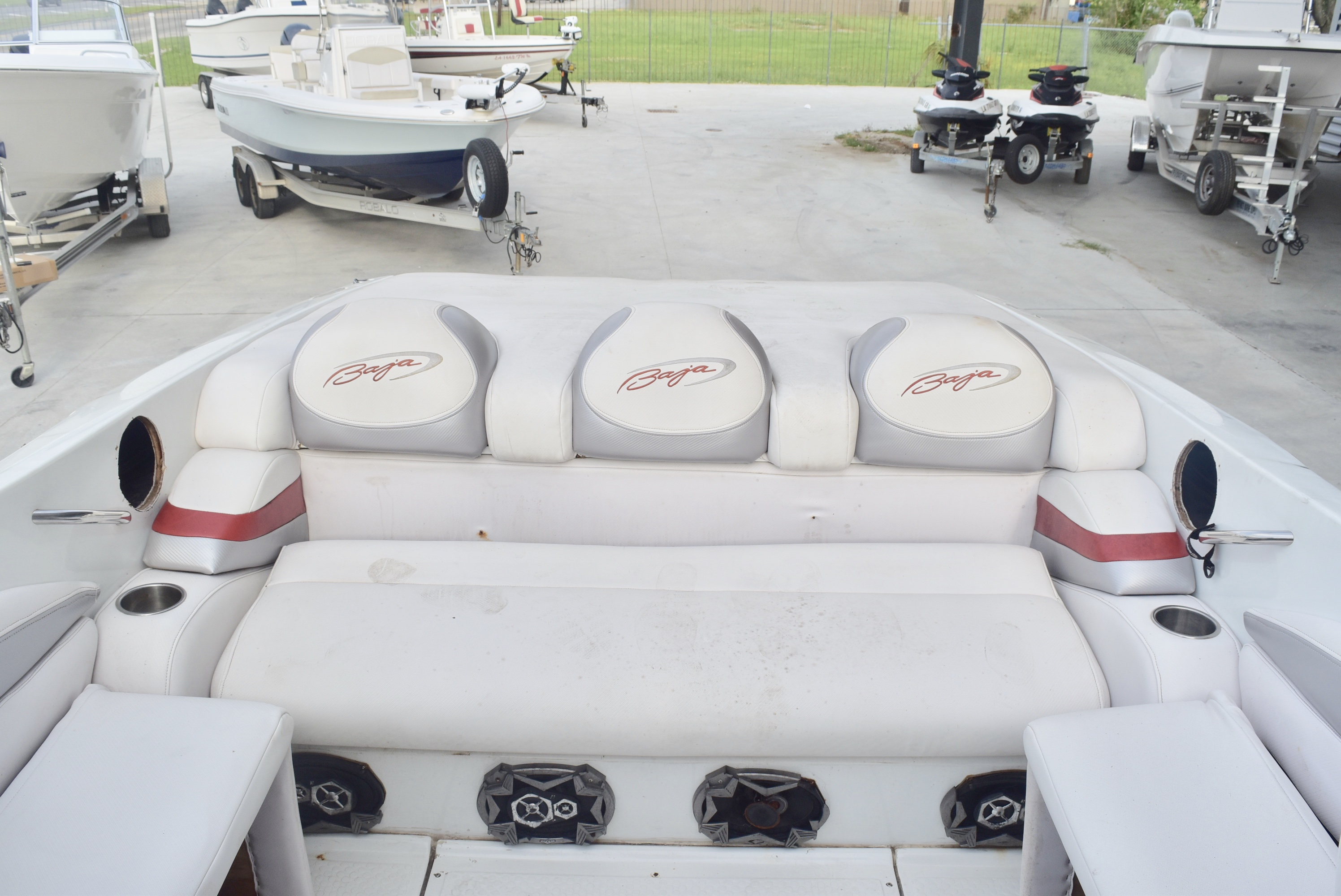 2001 Baja boat for sale, model of the boat is 36 & Image # 8 of 8