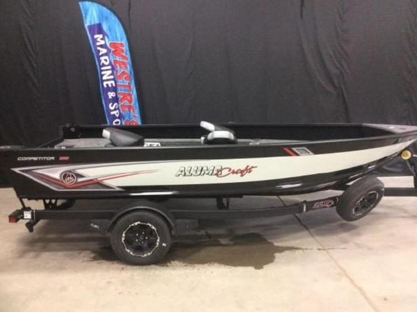 2020 ALUMACRAFT COMPETITOR 185 SPORT for sale