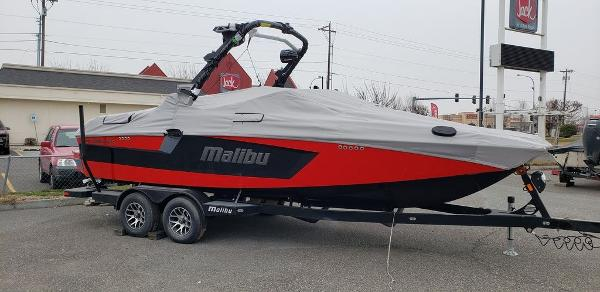 2021 Malibu boat for sale, model of the boat is 23 MXZ & Image # 1 of 1