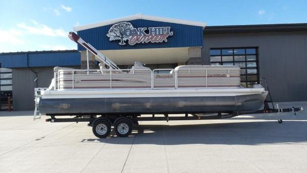 2001 GODFREY PONTOON 2500 RE for sale