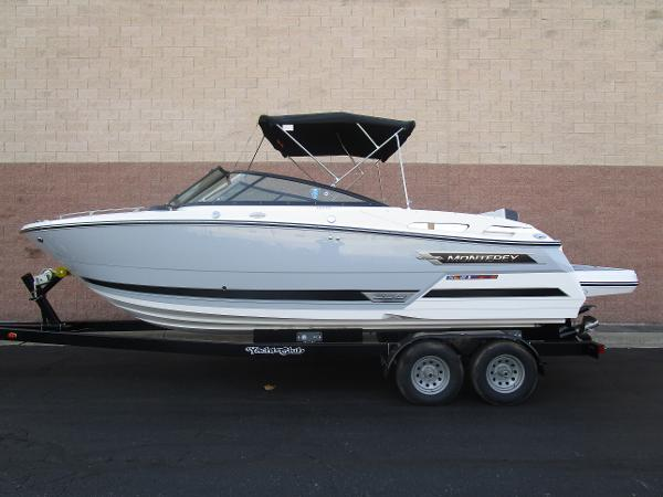 2021 Monterey boat for sale, model of the boat is 258SS & Image # 2 of 38