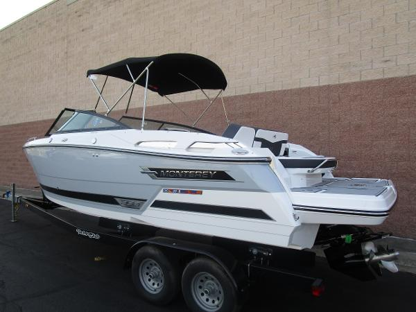 2021 Monterey boat for sale, model of the boat is 258SS & Image # 4 of 38