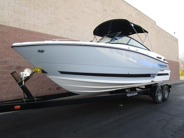 2021 Monterey boat for sale, model of the boat is 258SS & Image # 1 of 38