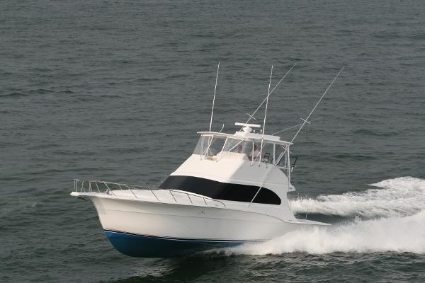 2021 JERSEY CAPE 48 Jersey Cape Custom