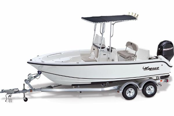 2015 Mako boat for sale, model of the boat is 184 CC & Image # 1 of 3