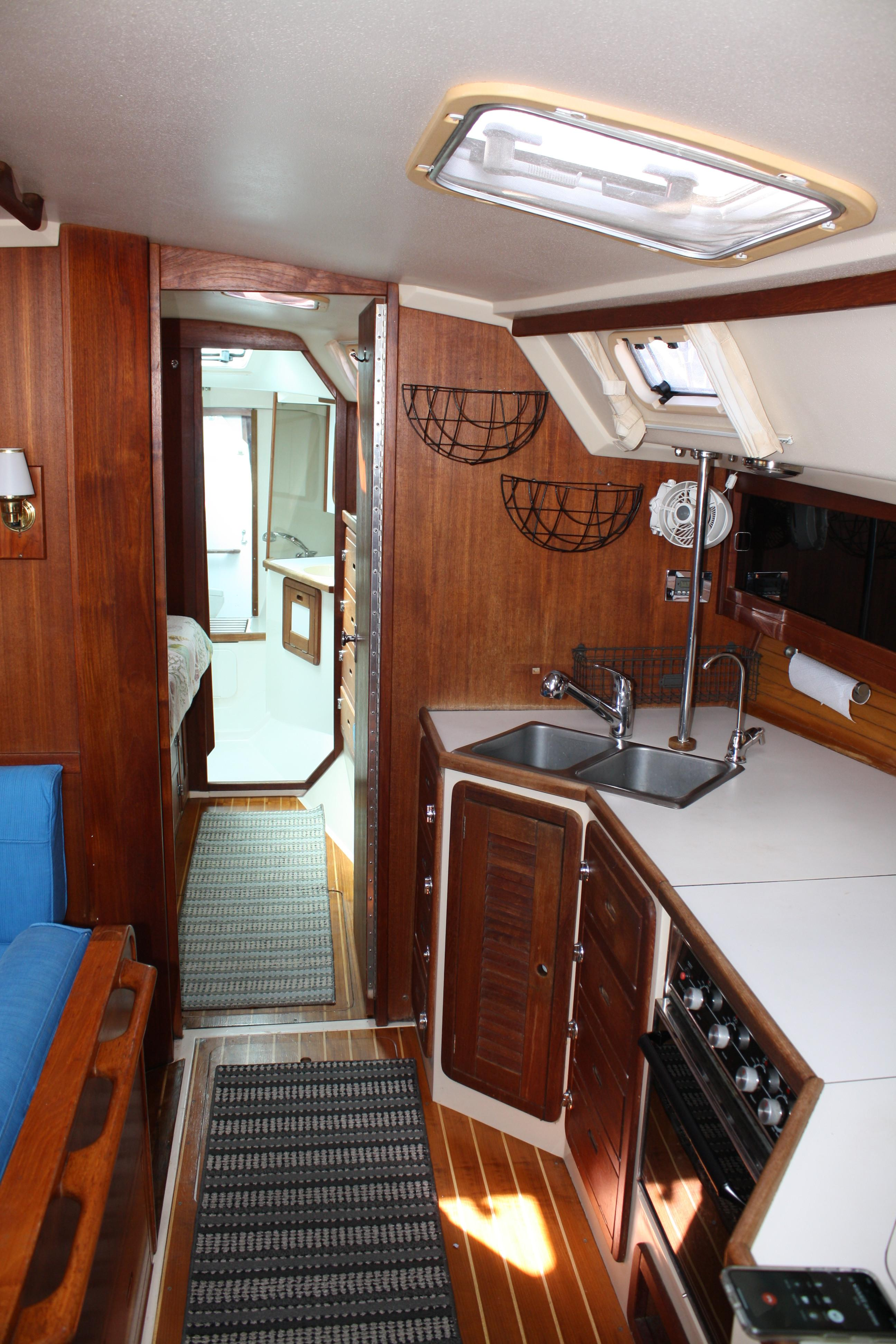 Starboard Galley