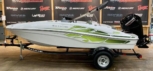 2021 TAHOE T16 for sale